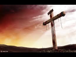 Christ cross by artsjedi.